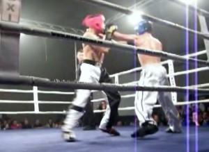 Flo... Le k.o.(capture d'écran sur vidéo)